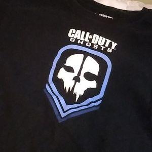 Kids' L/XL Call of Duty: Ghosts T-Shirt